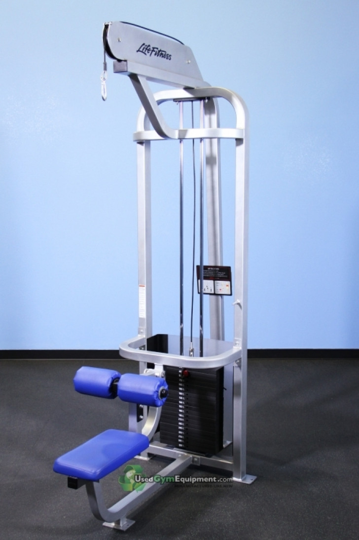 Picture of Life Fitness Pro Lat Pulldown -CS