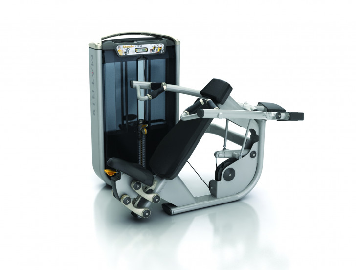 Picture of Ultra Series Converging Shoulder Press G7-S23 - CS