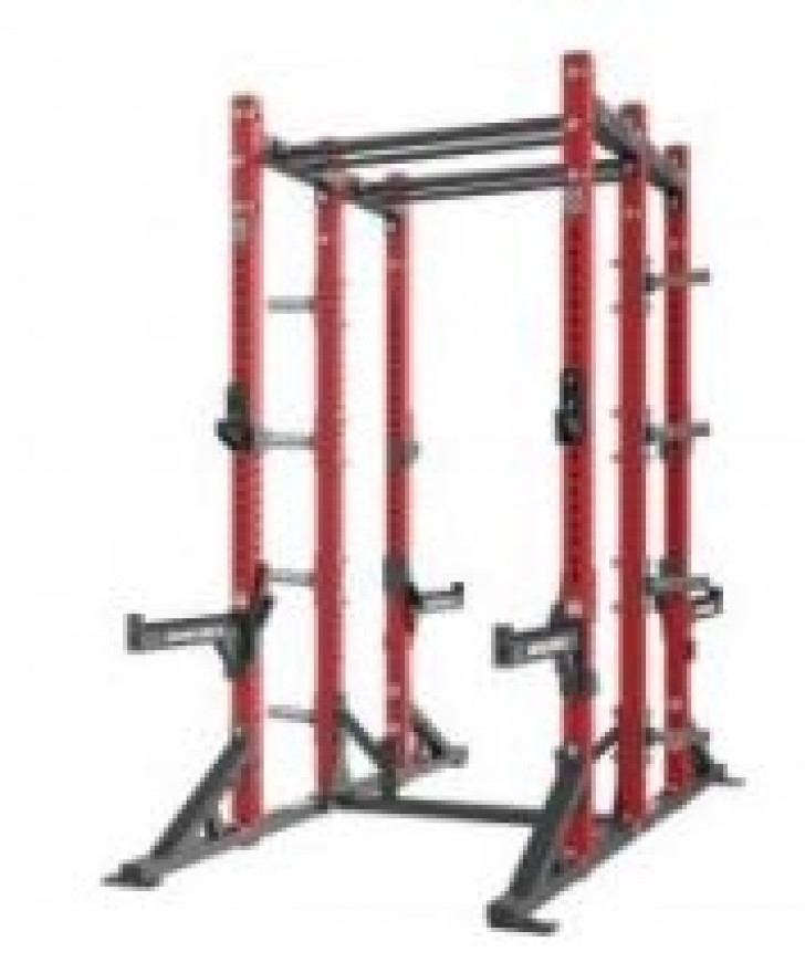 Picture of Hammer Strength HD Athletic Half / Half Combo Rack with Bench - CS