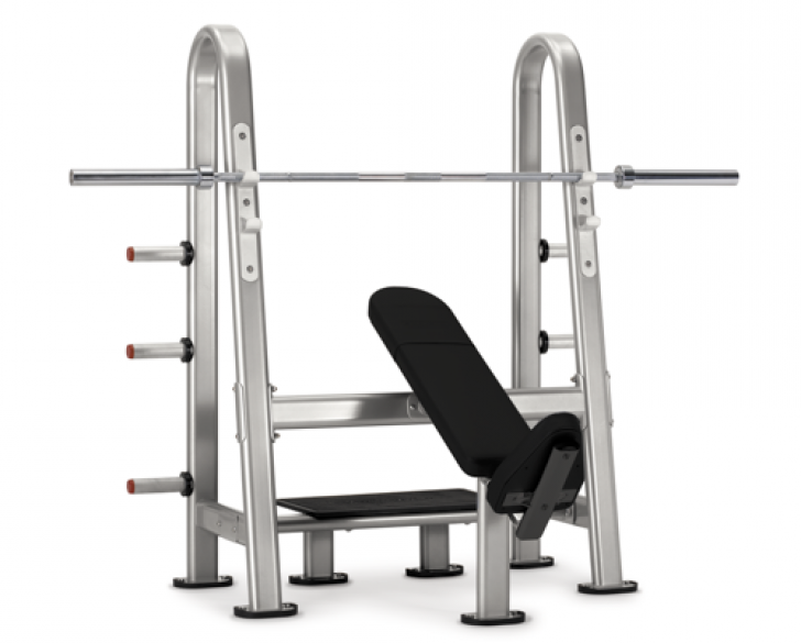 Picture of Instinct® Olympic Incline Bench Model 9NN-B7201