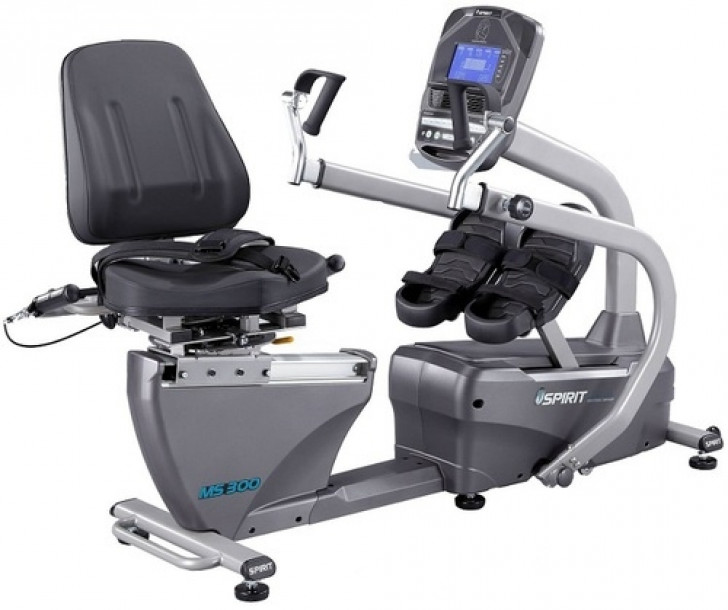 Picture of MS300 Semi-Recumbent Total Body Stepper