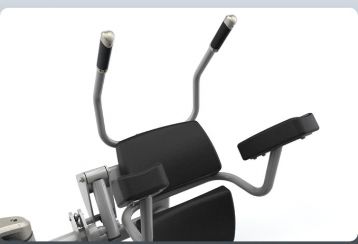 Picture of Ultra Series Abdominal Crunch G7-S51 - CS