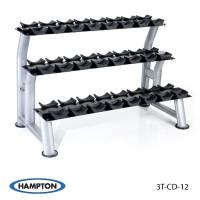 Hampton 3 Tier Rack - CS