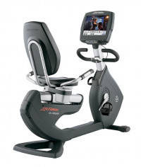 Life Fitness 95R Engage Lifecycle Exercise Bike- RM