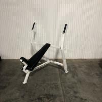 Body Master Olympic Incline Bench - CS
