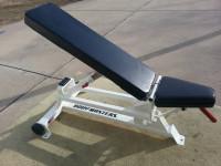 Body Masters Adjustable Incline Bench - CS