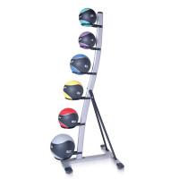 Cap Medicine Ball Rack with Balls -CS