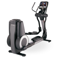 Life Fitness 95x Engage Elliptical Crosstrainer w/TV- CS