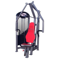 Quantum Phantom Series Converging Chest Press-CS