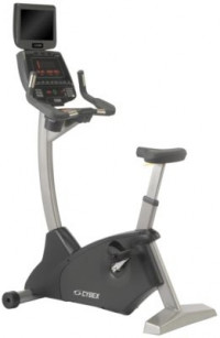Cybex 750C Upright Exercise Bike -CS