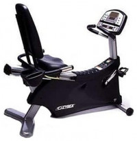 Cybex 530R Cyclone Recumbent Bike -CS