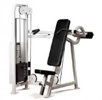 Cybex VR1 Overhead Press-CS