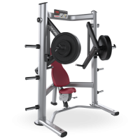 Life Fitness Signature Series Decline Chest Press-CS