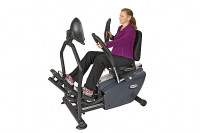 HCI Fitness PhysioStep RXT-1000 Recumbent Elliptical