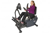 HCI Fitness PhysioStep MDX Recumbent Elliptical w/ Swivel Seat