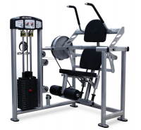 Precision Series Dual Seated Crunch PRS5010