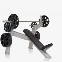 EPIC Olympic Incline Bench - F214 - CS
