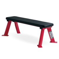 Hammer Strength Flat Bench-CS