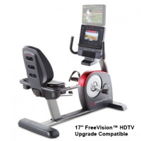 FreeMotion C11.6 Recumbent Bike w/ 10 Touch Screen