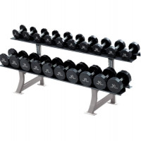 Hammer Strength Dumbbell Rack 2 Tier - CS