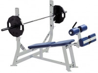 Hammer Strength Olympic Decline Bench -CS
