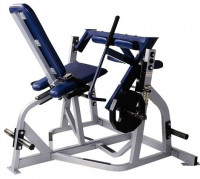 Hammer Strength Seated Leg Curl- CS
