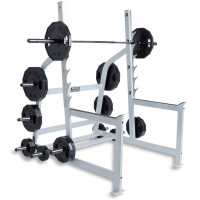 Hammer Strength Squat Rack-U