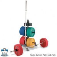 Pound Bumper Plates Club Pack