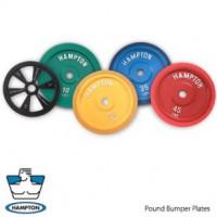 Pound Bumper Plates