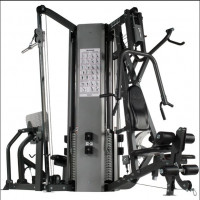 Hoist H4400 4 Stack Multi Gym-CS