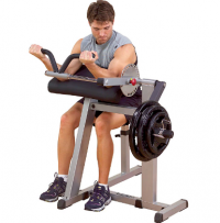 Keys Preacher Curl / Tricep Extention - Plate Loaded- CS