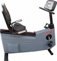 Life Fitness 9500HR Recumbent-CS