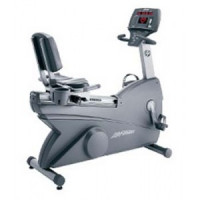 Life Fitness 95Ri Recumbent Bike- CS