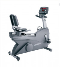 Life Fitness 93r Recumbent Bike - CS
