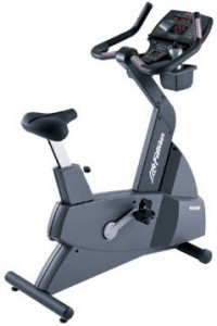 Life Fitness 9500HR Upright - RM