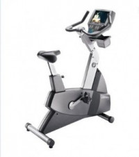 Life Fitness 95ce Upright Exercise Bike