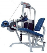 Life Fitness Pro Seated Leg Curl-CS