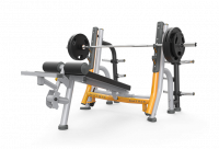 Magnum Series Breaker Olympic Decline Bench MG-A680
