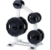 Hammer Strength Olympic Plate Rack- CS