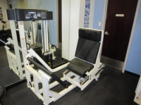 Paramount AP Seated Leg Press-CS