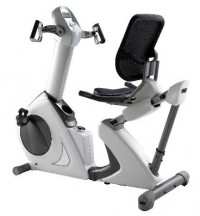 HCI Fitness PhysioCycle XT Recumbent Bike w/ UBE