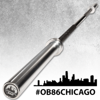 Premium Olympic Bar (Chrome) OB86CHICAGO