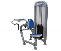 Quantum Fitness Lat Pull/Row Combo - CS
