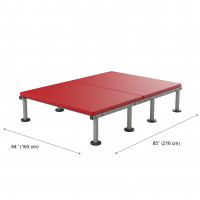 Elevated Stretching Area - S-220