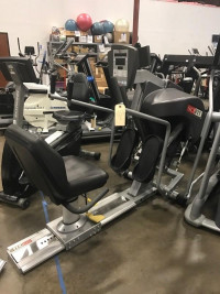 Scifit RST7000 Recumbent Stepper-CS