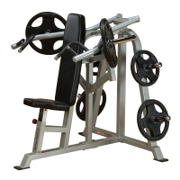 Body Solid Shoulder Press LVSP