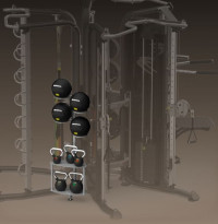 AXIS Kettlebell and  Ball Storage