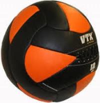 Troy 12 lb Medicine Ball - Orange