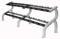 Troy 2 Tier Dumbbell Rack - CS