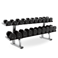 Two Tier Dumbbell Rack Signature Series- CS